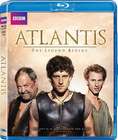 Atlantis Season 1 (BBC) (Blu-ray)