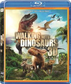 Walking with Dinosaurs (2013) (3D + 2D Blu-ray)