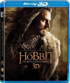 The Hobbit: The Desolation of Smaug (3D + 2D Blu-ray)