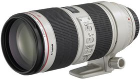 Canon EF 70-200mm f2.8 L IS ll USM Lens