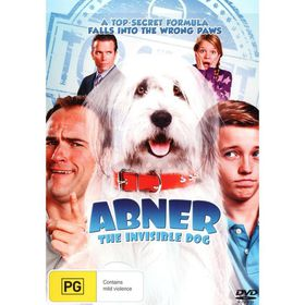 Abner the Invisible Dog (DVD)