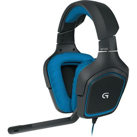 2c2f531689b Logitech G430 Gaming Headset (PC) | Buy Online in South Africa |  takealot.com