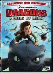 Dragon Riders of Berk: Flight Volume 1 (DVD)
