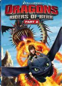 Dragon Riders of Berk: Flight Volume 2 (DVD)
