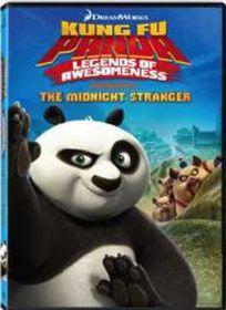 Legend Of Awesomeness: The Midnight Stranger (DVD)