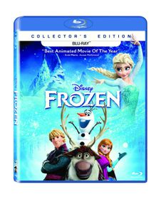 Disney's Frozen (Blu-ray)