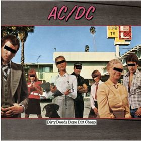 AC/DC - Dirty Deeds Done Dirt Cheap (Vinyl)