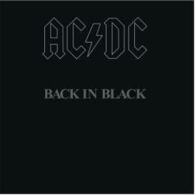 Ac/dc - Back In Black (Vynil)