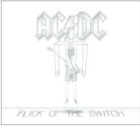 AC/DC - Flick Of Switch (Vinyl)