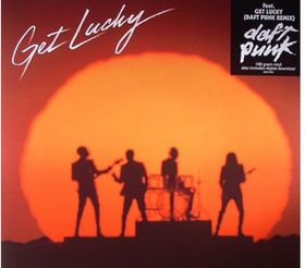 "Daft Punk Feat Pharrell Williams - Get Lucky (12"" Vinyl)"