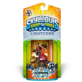 Skylanders Swap Force Light Core - Countdown