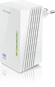 TP-LINK AV500 - 300mbps 2-port WiFi Powerline Extender