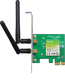 TP-LINK WN881ND 300Mbps Wireless N PCI Express Adapter