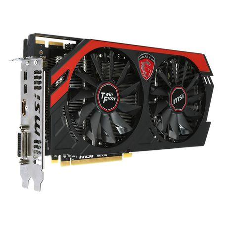 MSI AMD Radeon R9 280X 3GB Gaming Graphics Card | Buy Online