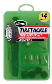 Slime - Small Tyre Tackle Repair Kit - 14 Piece