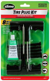 Slime - Tyre Plug Kit - 8 Piece