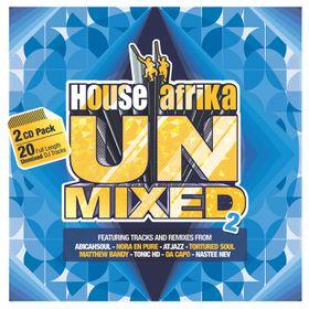 House Afrika Unmixed - Vol.2 - Various Artists (CD)