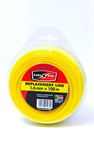 Lawn Star - 1.6 mm x 100 m Replacement Line Donut