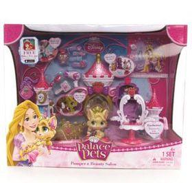 Disney Princess Palace Pets Pamper Spa Play Set