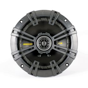 "Kicker - CS series 6.5"" 160mm Coaxial Speaker - 4Ohm (Pair)"