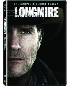 Longmire Season 2 (DVD)