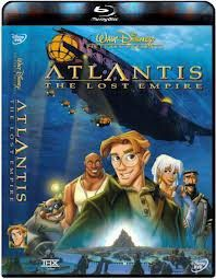 Atlantis: The Lost Empire (Blu-ray)