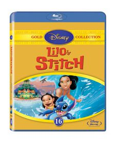 Lilo and Stitch (Blu-ray)