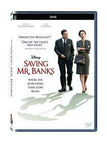 Saving Mr Banks (DVD)