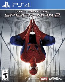 The Amazing Spiderman 2 (PS4)