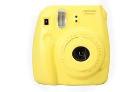 Fujifilm Instax Mini 8 Camera Yellow