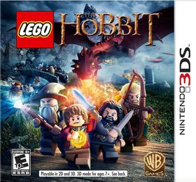 LEGO: The Hobbit (3DS)