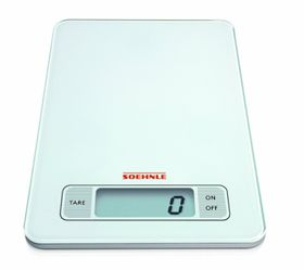 Soehnle - Page Kitchen Scale - White