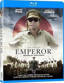 The Emperor (Blu-ray)