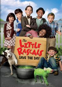 Little Rascals: Save The Day (DVD)