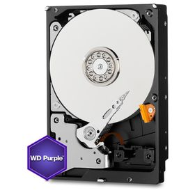 "WD Purple 4TB 3.5"" SATA 6Gb/s Internal Hard Drive"