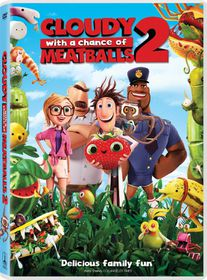 Cloudy With A Chance Of Meatballs 2 (3D Blu-ray)