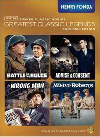 Tcm Greatest/Films:Henry Fonda - (Region 1 Import DVD)