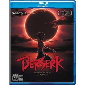 Berserk:Golden Age Arc III The Advent - (Region A Import Blu-ray Disc)
