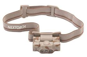 NexTorch - Eco-Star Headlamp - Desert Camo