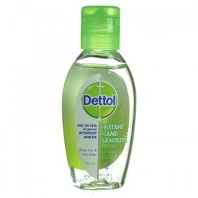 Dettol Original Hand Sanitizer - 50ml
