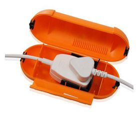 Masterplug - Weatherproof Torpedo - Orange