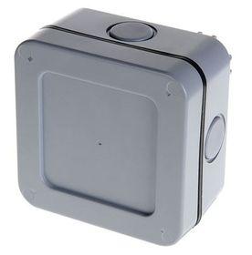 Stingray - IP66 Square Junction Box - Grey