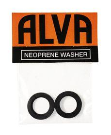 Alva - Neoprene Washers - 2 Per Pack