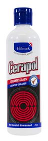Hillmark - 250ml Cerapol Ceramic Glass Cooktop Cleaner