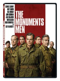 The Monuments Men (DVD)