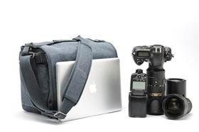 Think Tank Retrospective 40 Camera Shoulder Blue Slate