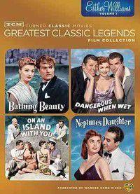 Tcm Films Legends:Esther Williams V1 - (Region 1 Import DVD)
