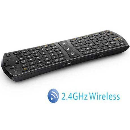 ea6766a3cad Rii 2.4GHz Wireless Mini Keyboard & Air Mouse | Buy Online in South Africa  | takealot.com