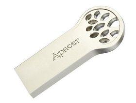 Apacer AH135 16GB USB 2.0 Flash Drive - Silver