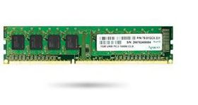 Apacer LDimm PC3-10600 8GB DDR3 1333MHZ Memory - Green